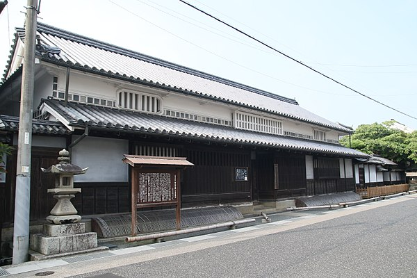 矢掛本陣観光名所